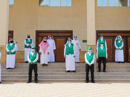 """""""جمعية هدية"""" و  """"الشؤون الاسلامية"""" يطلقان مبادرة تعقيم وصيانة 250 مسجداً بمكة المكرمة"""