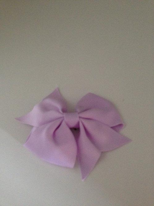 Haarstrik paars 8 cm