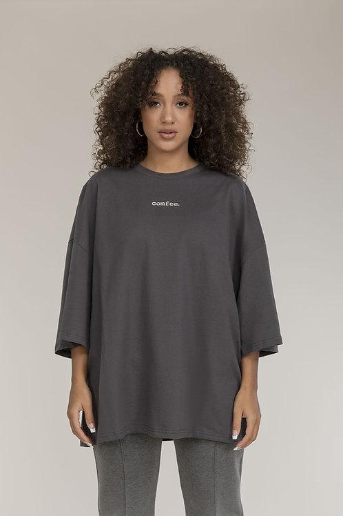 COMFEE. t-shirt - grey