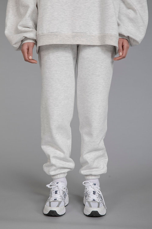 COMFEE. joggers - light grey