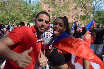 puerto rican festival on 116th street NYC