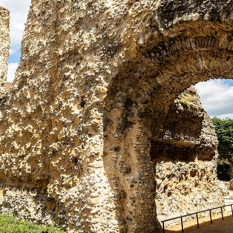 Reading Abbey Ruins & Reading Museum