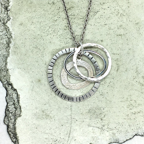 Silver Pendant  XP5
