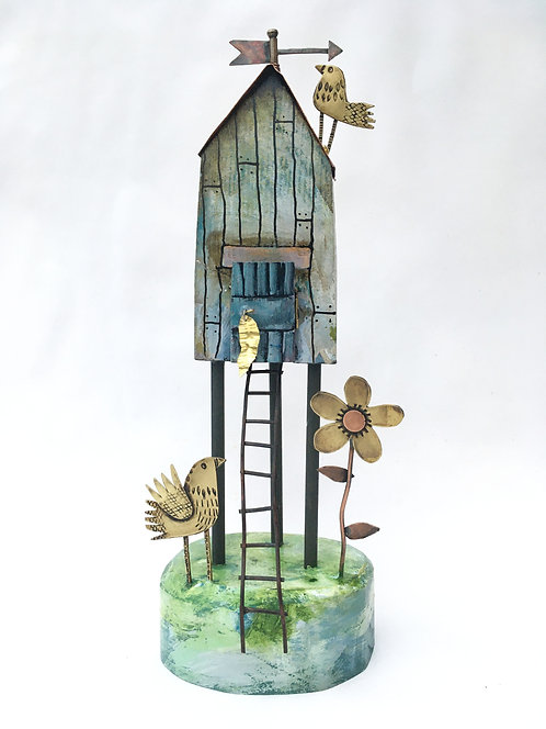 House for a crow