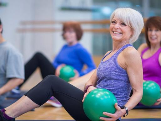 Efeitos da prática do Pilates em idosos