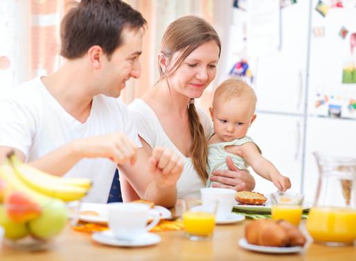 Alimentação no pós-parto