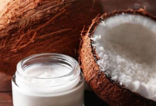 RECEITA: Manteiga de Coco