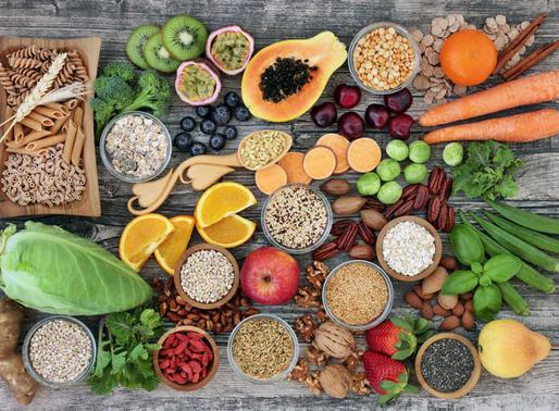 Alimentos ricos em pré bióticos
