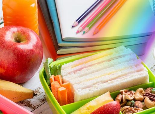 3 Opções de lanches saudáveis para crianças