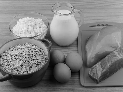 Estratégias alimentares para o aumento de massa muscular