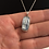 Thumbnail: Kyanite in sterling silver Bezel setting