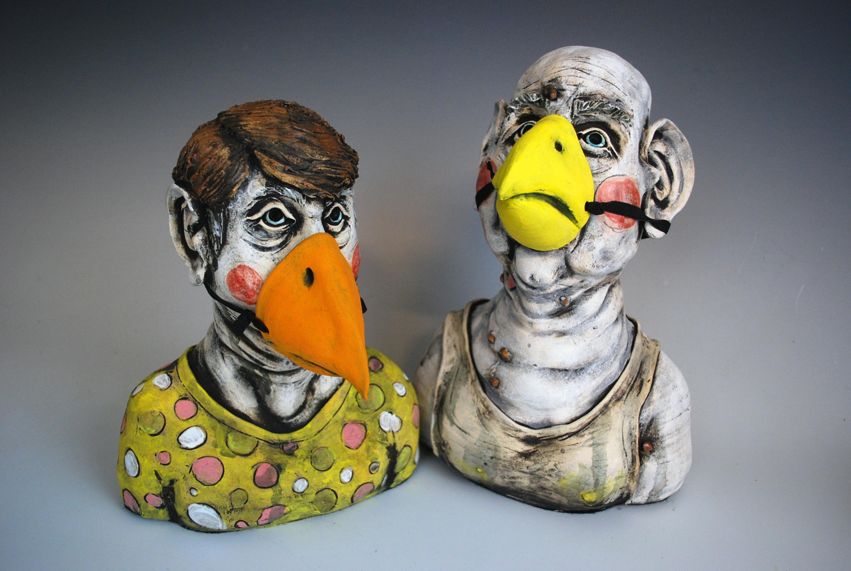 Bird Men