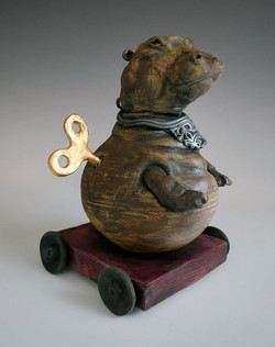 Wind up Hippo