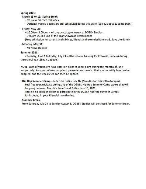 Krewcial 2020-2021 Info sheet page two.j