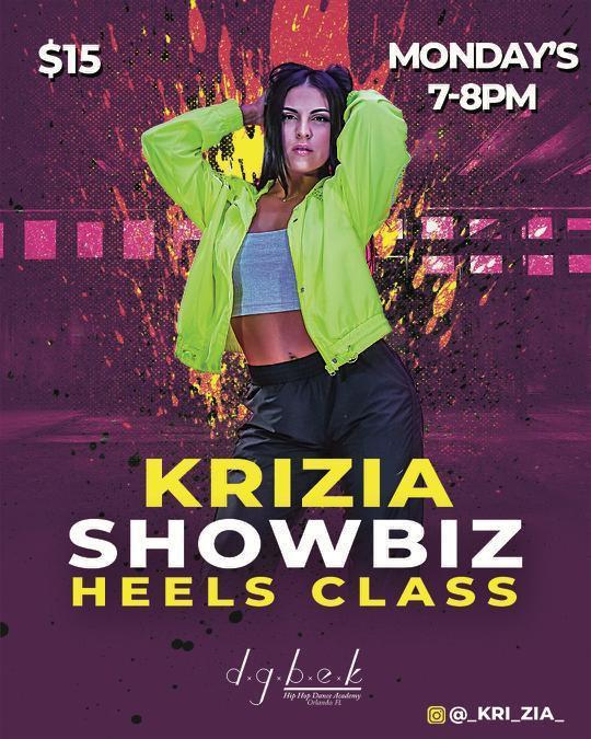 Krizia Reggaeton Showbiz Heels 4-10-21.J