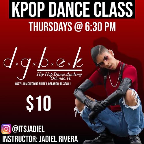 Jadiel K-Pop Thursdays Generic.png