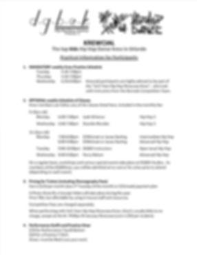 Krewcial 2019-2020 practical info page o