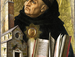 St Thomas Aquinas: Doctor of the Church and Lowly Servant of Christ