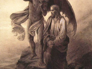 Lust Leads to Dust: Reflection on the First Sunday of Lent