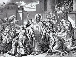 2nd May: Saint Athanasius of Alexandria, Bishop, Doctor