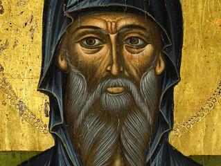 17th January: Saint Antony, Abbot