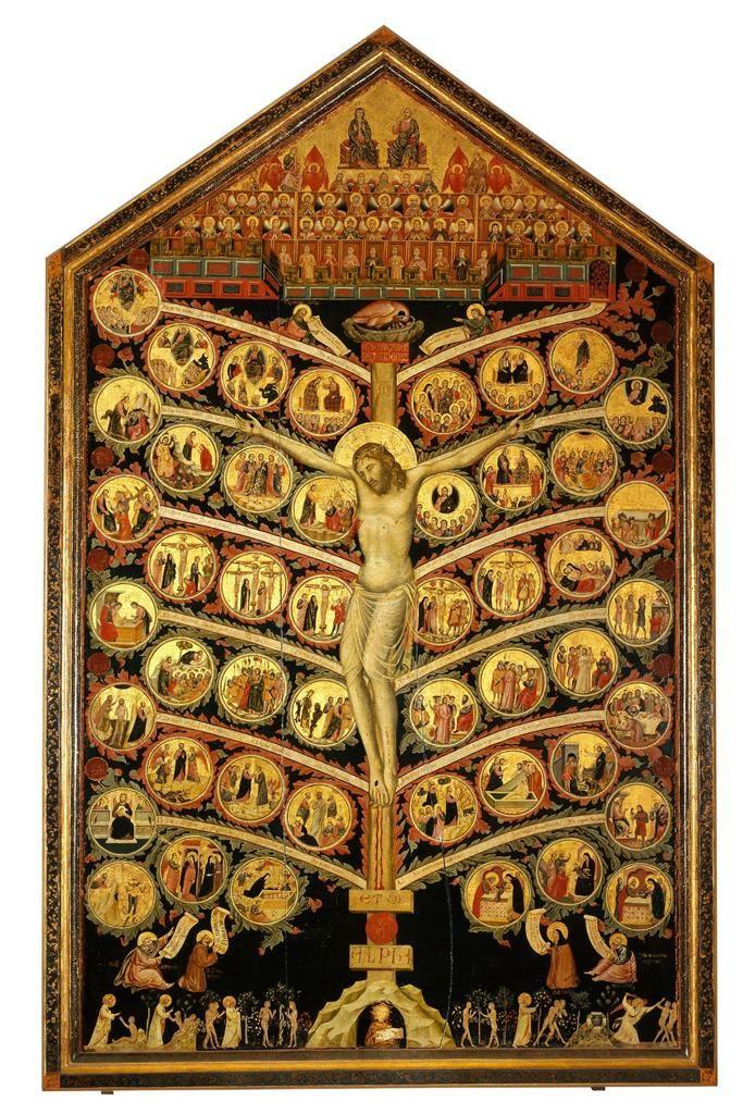 The Tree of Life by Antonio di Bonaiuto. Gibraltar Catholic Youth.
