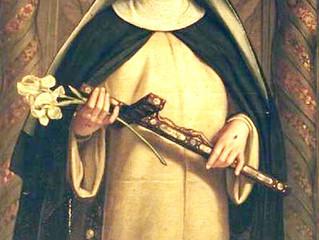 29th April: Saint Catherine of Siena, Virgin, Doctor