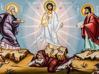 Listen to Him: Reflection on the Transfiguration of the Lord