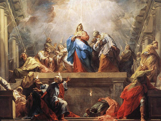 Mighty Breath of God: Reflection on Pentecost