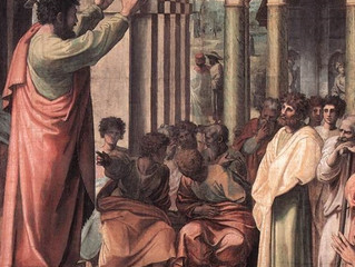 Confirmed by the Spirit: Reflection on the Sixth Sunday of Easter