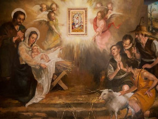 ...Because of Christmas Day: Reflection on the Nativity of the Lord