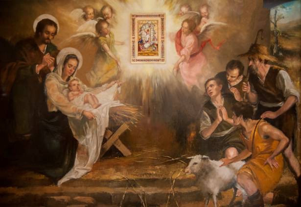 The Nativity of the Lord. Gibraltar Catholic Youth.