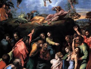 A Faith Stronger Than Death: Reflection on the Second Sunday of Lent