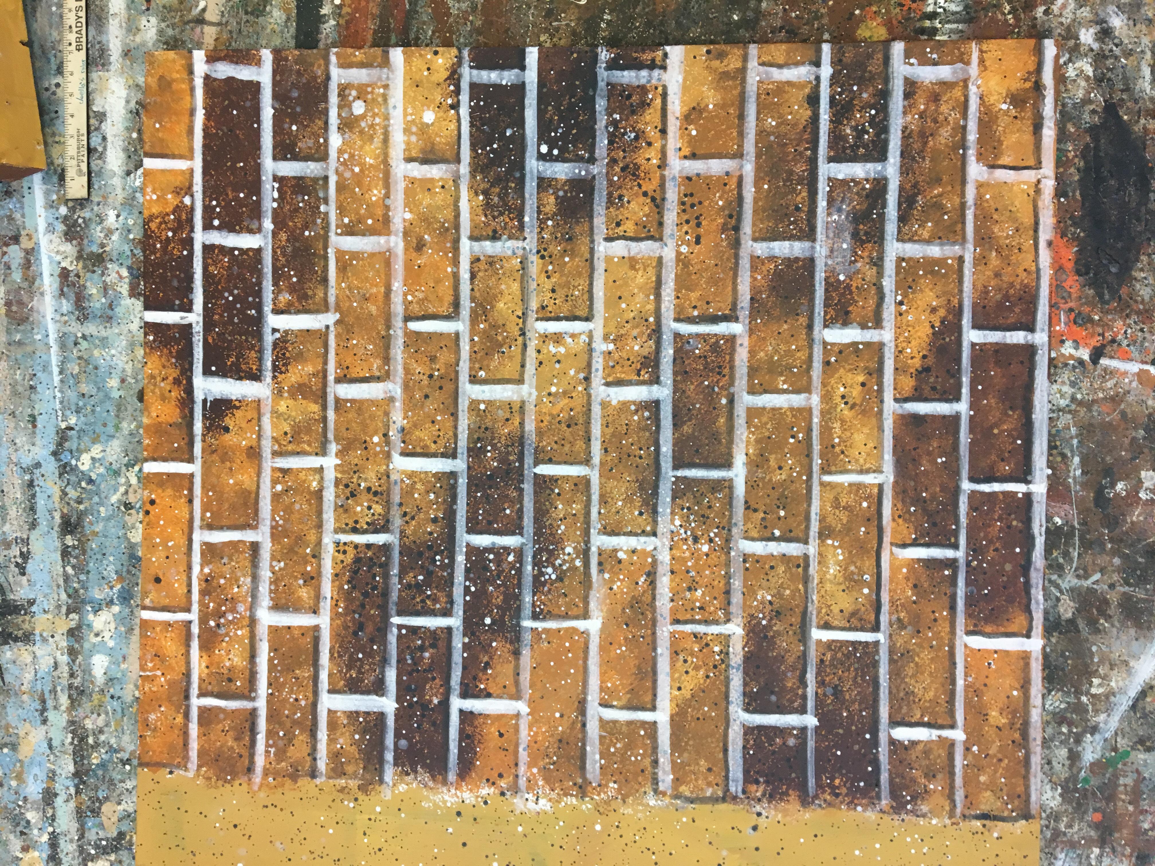 Finished- Bricks