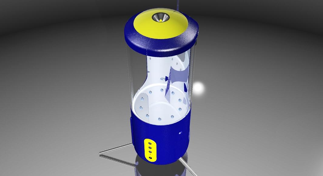 LED Lantern Design 1