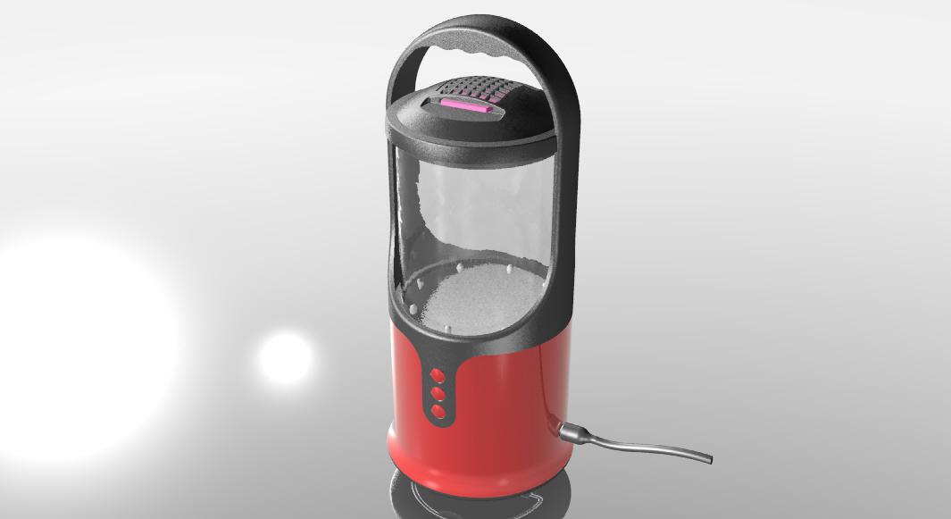 LED Lantern Design 2