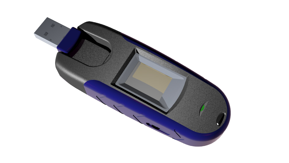 BIOMETRIC USB 2a