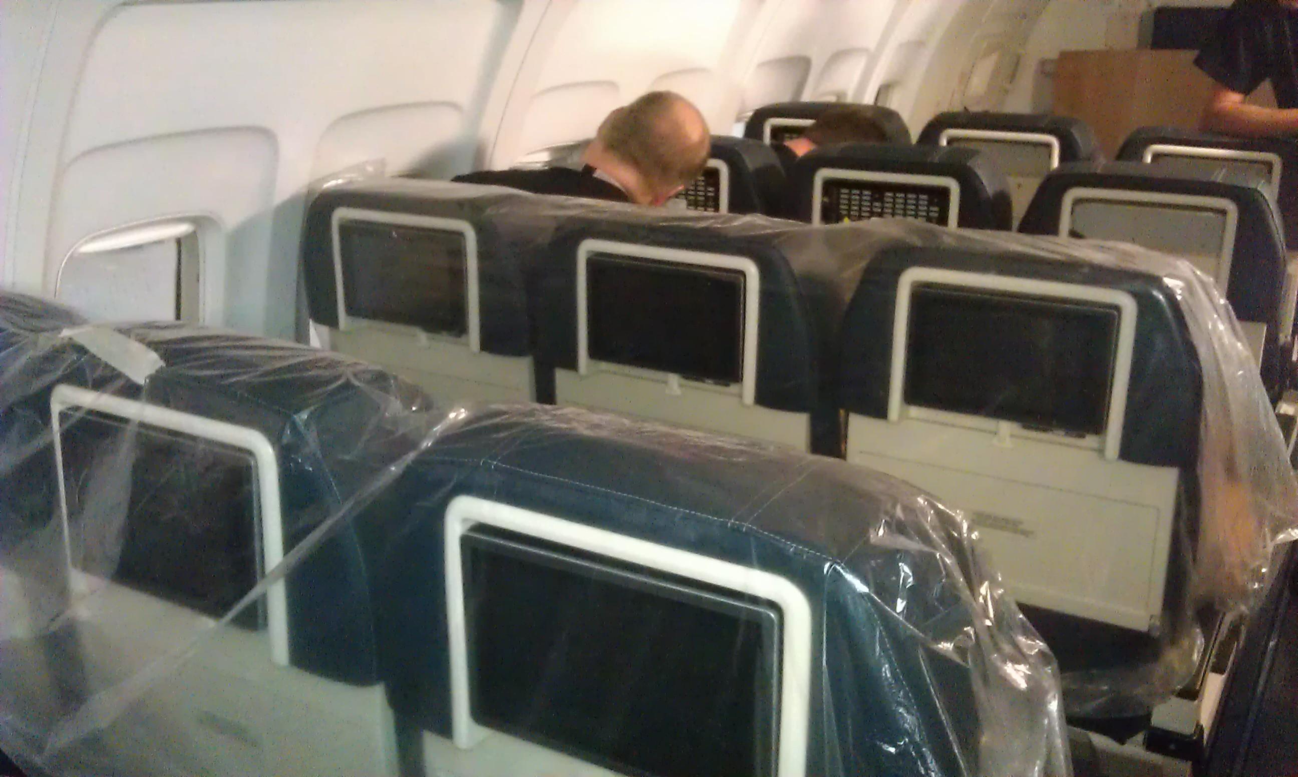 IFE In Flight Entertainment