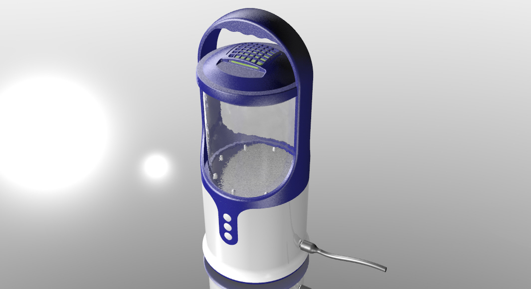 LED Lantern Design 2a