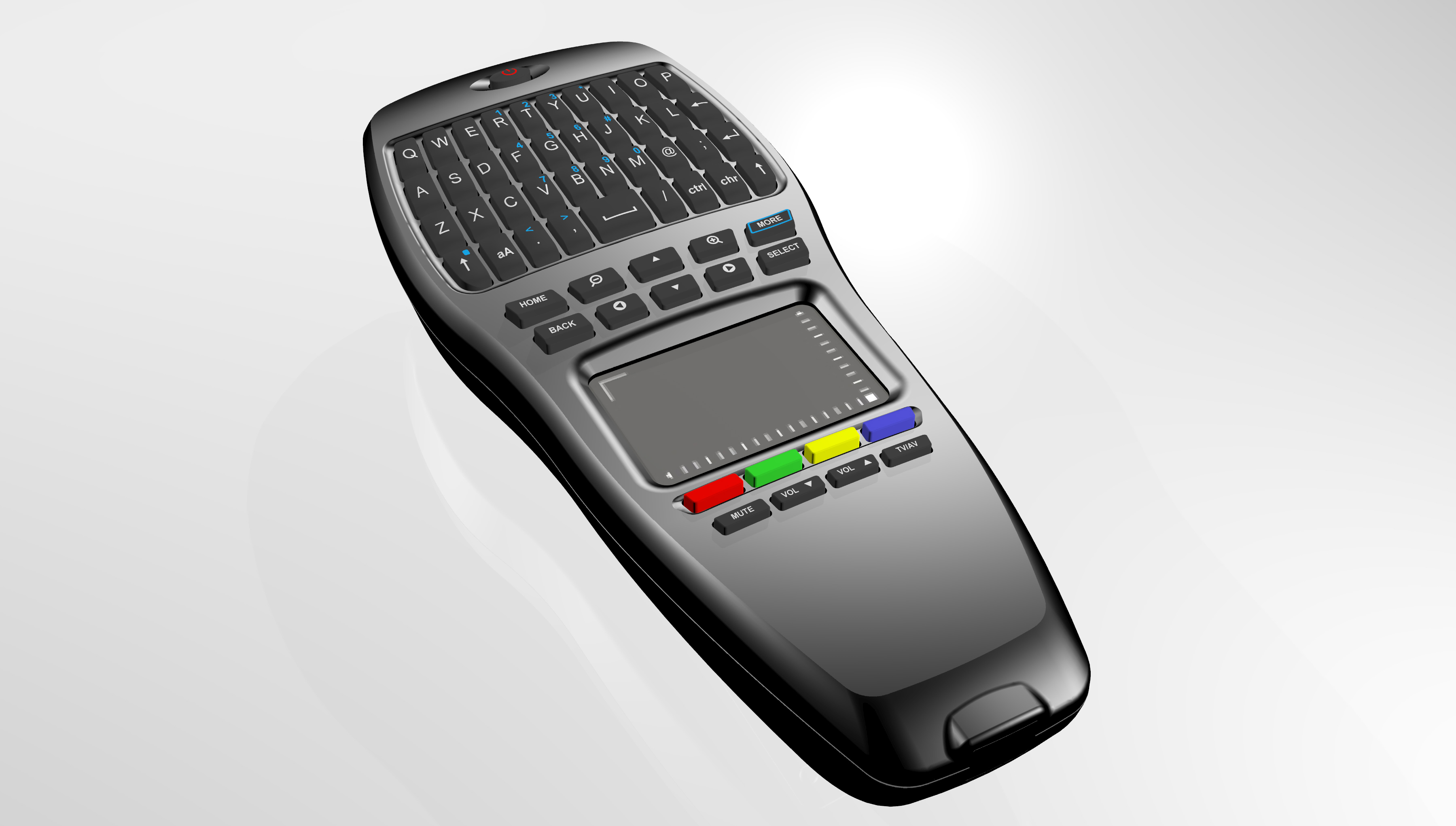 Qwerty Remote