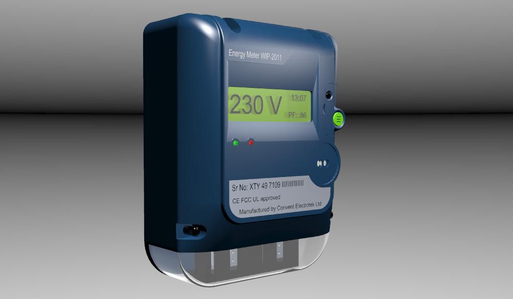 Energy Meter Design 2