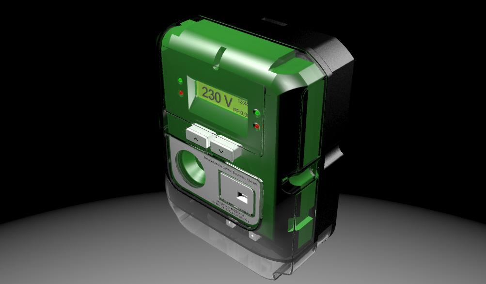 Energy Meter Design 1