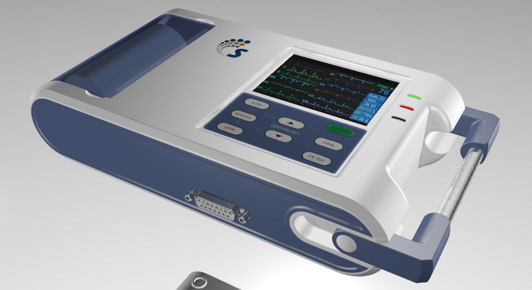 Portable ECG 2