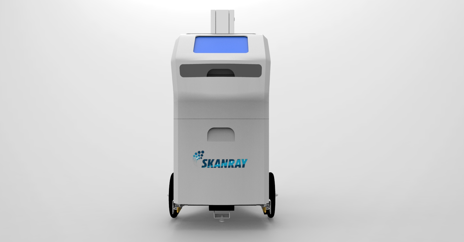 Mobile X-Ray Control Unit Design 2