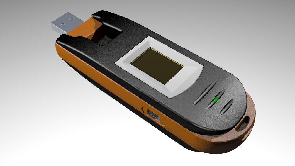 BIOMETRIC USB 1