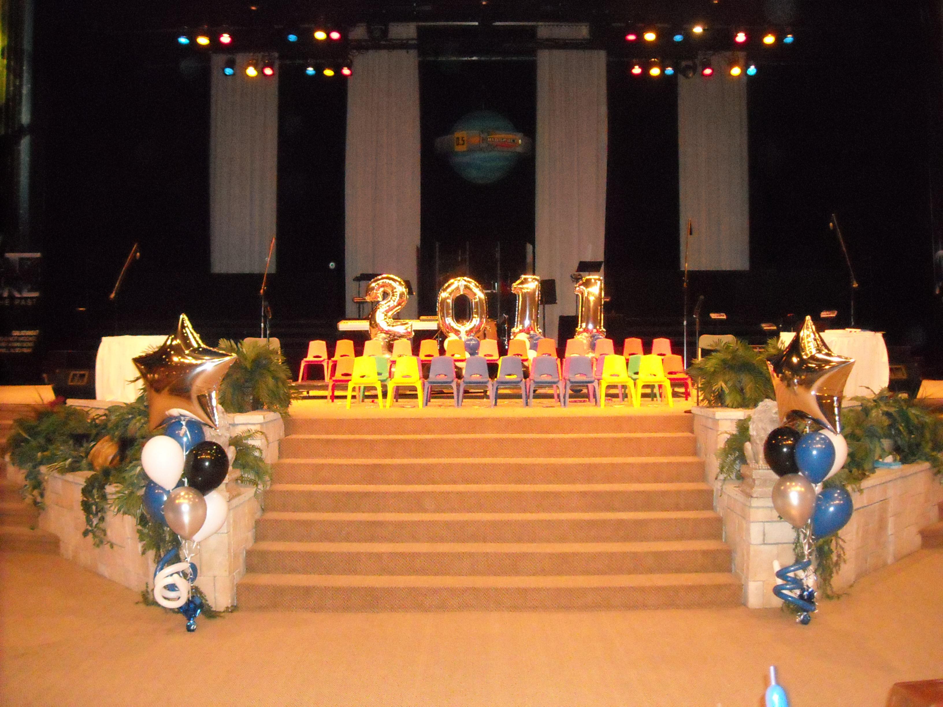 Grad stage
