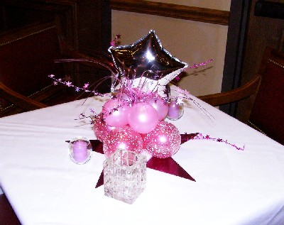 Short Star Centerpiece