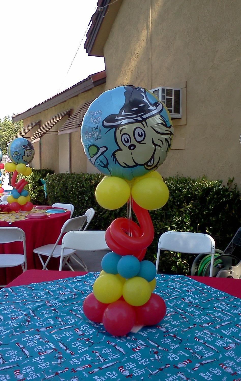 Dr Seuss Theme