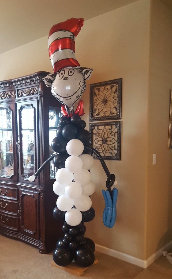 Dr Seuss Theme