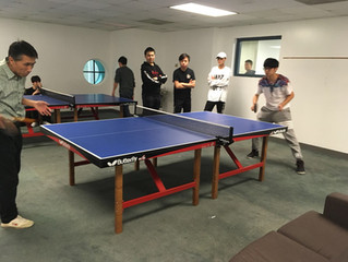 2017 MAIA Ping Pong Tournament!